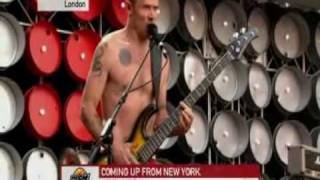 Red Hot Chili Peppers - Can't Stop (Live Earth 2007)