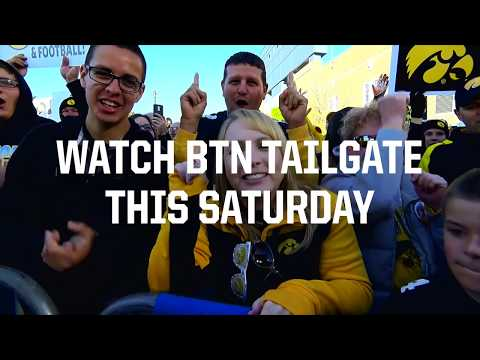 BTN Tailgate - Wisconsin Vs. Iowa - Live From Iowa City