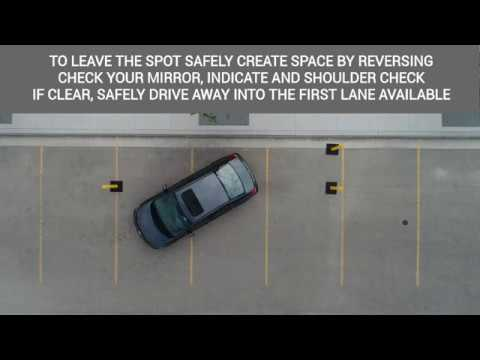 EASY PARALLEL PARKING WITH 3D VIEWS TO PASS YOUR ROAD TEST