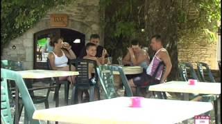 Vidéo du Domaine de La Paille Basse en 2005
