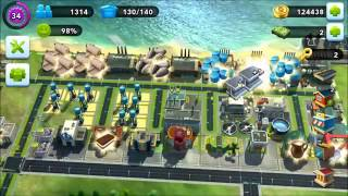 SimCity BuildIt Money Tip   { Building }   §100,000 Per Hour