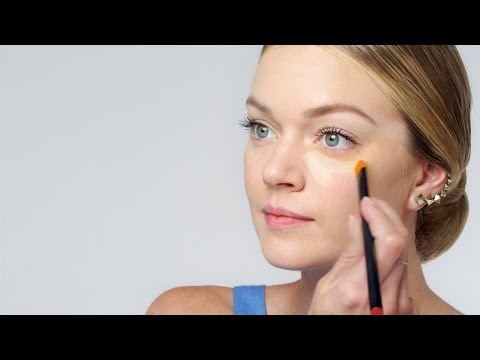 How To Color-Correct & Conceal Under-Eye Circles