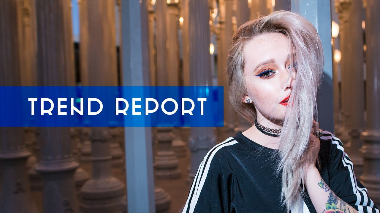 Trend Report: Light up Shoes, Peel off Makeup + More - Trend Report: Light up Shoes, Peel off Makeup + More
