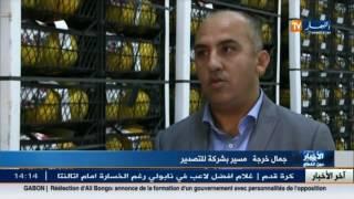 تصدير: البطيخ الأصفر الجزائري يغزو أسواق فرنسا