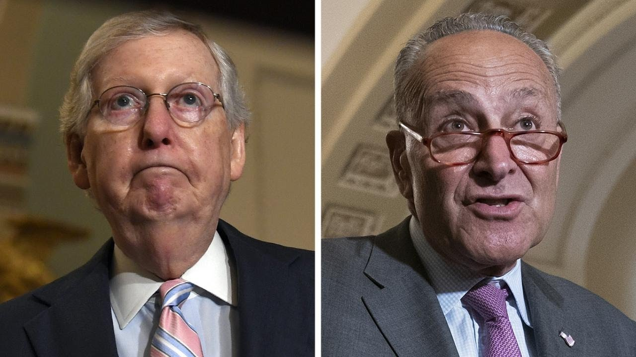 Live: McConnell speaks after Senate votes down both articles of impeachment - FOX News