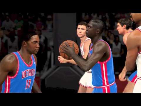 NBA 2K15 Highlight John Paxson Dunk- Somewhat??