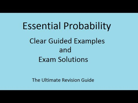 Probability Venn Diagrams And Conditional Probability A Level