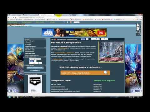 2°-PCSX2-Come Scaricare I Giochi PS2