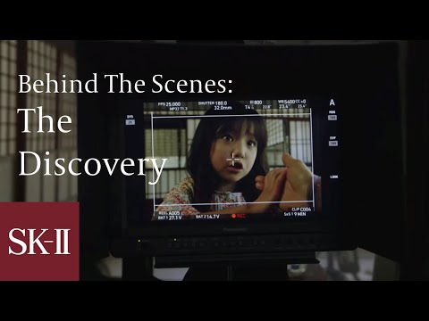 SK-II: The Discovery by Tom Hooper (Behind the Scenes)
