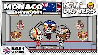 [EN] MiniDrivers - 10x06 - 2018 Monaco Grand Prix