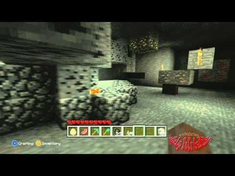 Minecraft Underwater Mining Success!!!