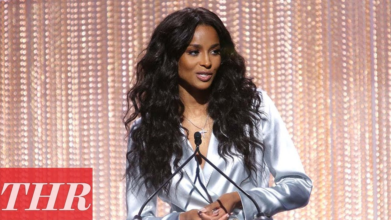 "Ciara Full Speech: ""Empower the Next Generation With Less Hate"" 