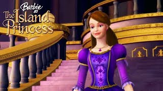 Принцесса Люсиана. Мультик Барби принцесса острова.