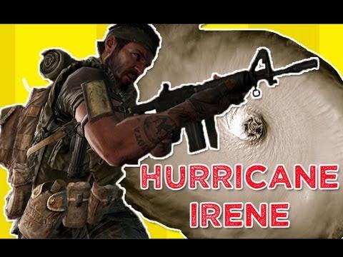 Black Ops: HURRICANE IRENE WILL DESTROY US ALL!!! ...