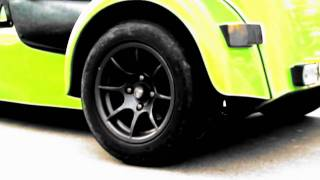 Caterham CSR 175 EU4 Debut Videos