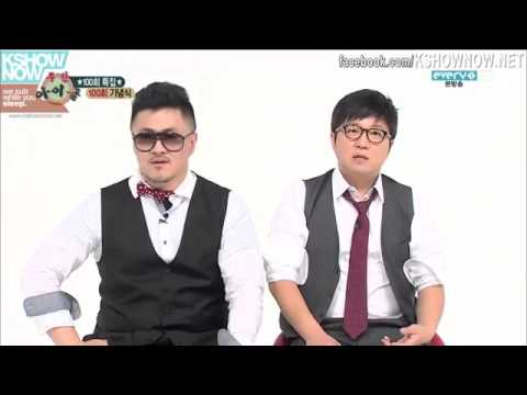[ENG SUB] 130619 Weekly Idol Ep 100 Rainbow, Secret, 4minute Part 1