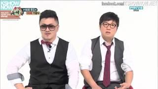 [ENG SUB] 130619 Weekly Idol Ep 100 Rainbow, Secret, 4minute Part 1