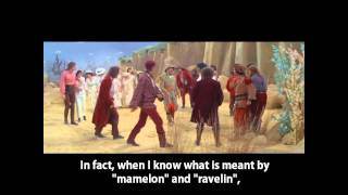 Pirates of Penzance - Major-General's Song (1983) WITH LYRICS