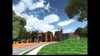 Virtual Campus Tour Using Unity 3D - Bowie State University
