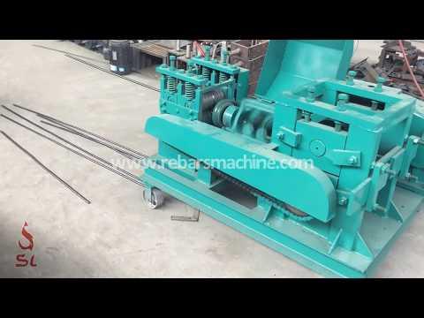 Bar Straightening Machine MYH6-14 (Ø6mm~Ø14mm)