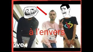 SQUEEZIE -FREESTYLE DU DICO(ft big Flo et Oli) À L'ENVERS