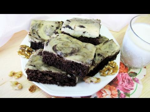 Brownie Cheesecake VEGANO ¡MUY FÁCIL! DELICIOSO