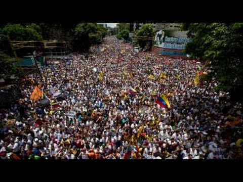 The failure of socialism in Venezuela