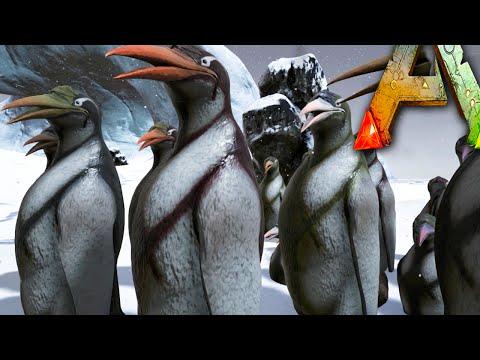 Ark Survival Evolved Ep26 - KAIRUKU ARMY - Penguin Army Taming Gameplay