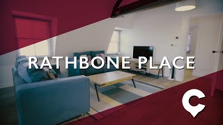 Clarendon Rathbone Place London Serviced Apartment Tour | 2 Bedroom Apartment, London