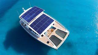 Solar Yacht: Silent Yachts 55 Technical Tour