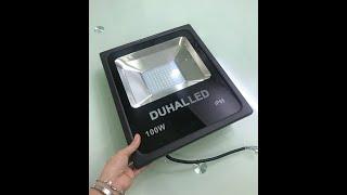 Đèn pha led Duhal 100W