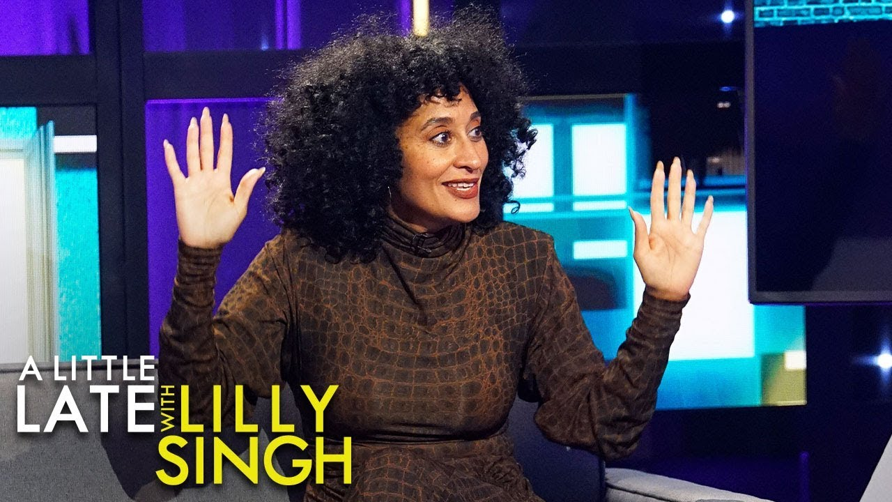 Tracee Ellis Ross Shares Her