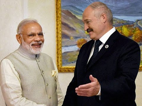 🔴LIVE: PM Modi with Belarus President Mr.Alexander Lukashenko at Joint Press Statements
