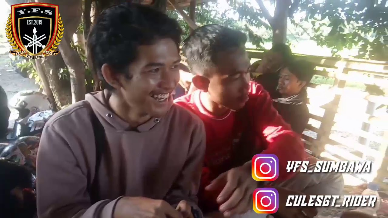 happy weekend YFS feat MOTOR BESAR CLUB INDONESIA - YouTube