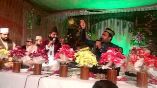 Ik Main Hi Nahi Un Per Naat By Hafiz Zeeshan Elahi Sialvi 7 February 2015 live at Lahore