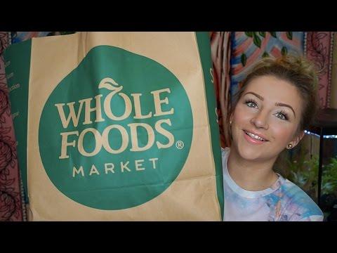 Whole Foods Vegan Food Haul | Mimeelia