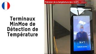 HIKVISION DS-K5604A-3XF/V vidéo