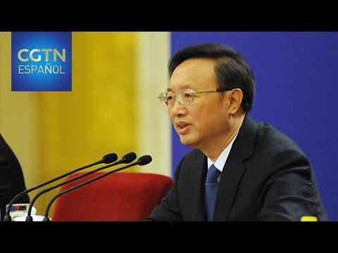El consejero de Estado chino Yang Jiechi visitará EE. UU.