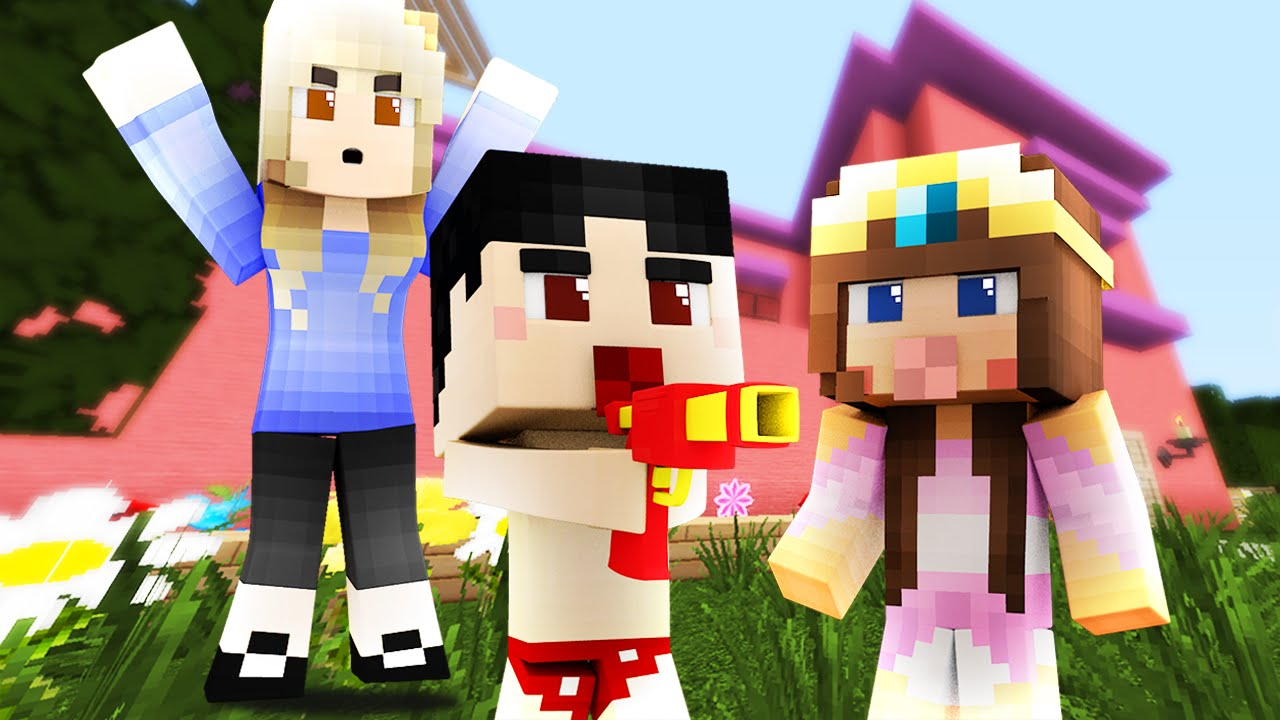 Download Minecraft - WHO'S YOUR MOMMY? - BABY KILLS MOMMY!