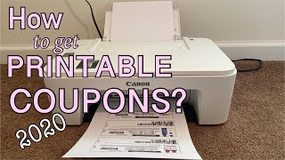 HOW TO GET COUPONS?   Printable and Sunday Inserts Coupon