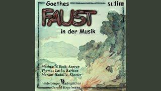 """Lied des Mephistopheles (""""Flohlied"""") aus"""