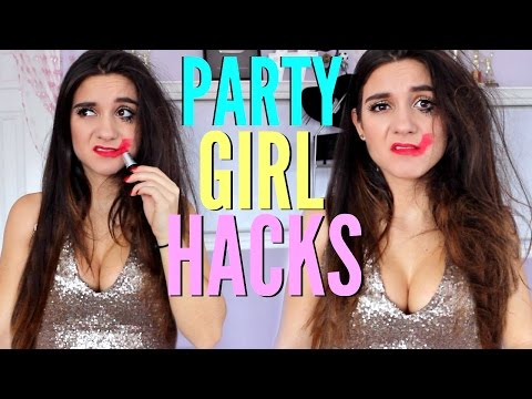 How To Look HOT for a PARTY   PARTY GIRL HACKS You NEED To Know !!