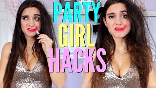 How To Look HOT for a PARTY | PARTY GIRL HACKS You NEED To Know !!