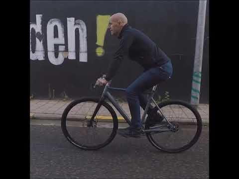 Lichte Elektrische Fiets : Desiknio e bike lichtgewicht elektrische fiets youtube