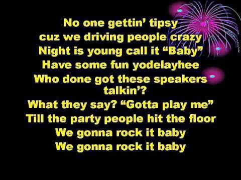 Group 1 Crew night of my life lyrics