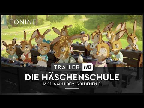 Die Häschenschule  Jagd nach dem goldenen Ei deutsch german; FSK 0