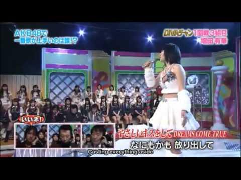 The best singers in AKB48 #1