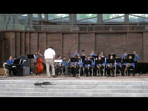 Steam Whistle - Athens Drive HS Jazz Ensemble - Cary Music & Arts Festival