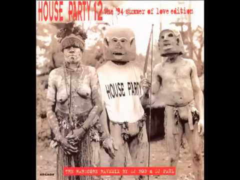 House Party 12 The '94 Summer Of Love Edition The Hardcore Ravemix