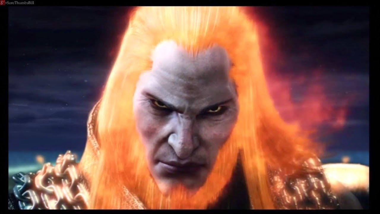 God of War 1 - God Mode #18, Ares Boss Fight - YouTube